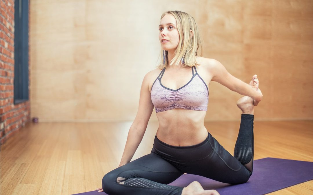 How To Form A Yoga Habit