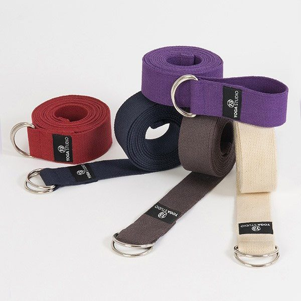 More Yoga | Belt Strap with D-Ring (Selection)