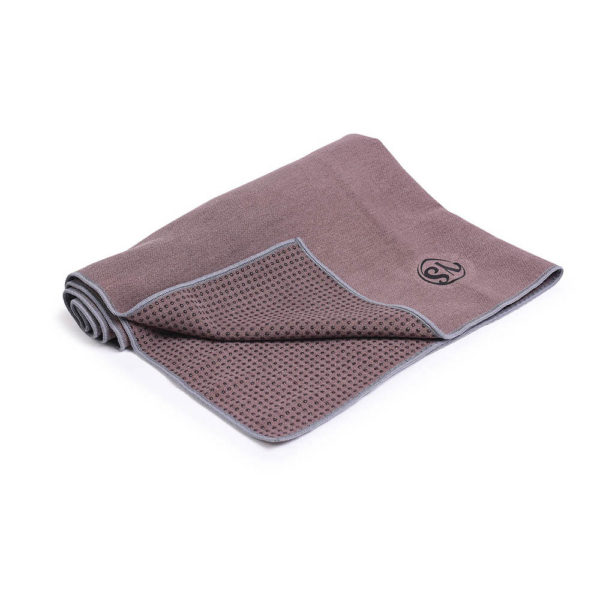 MoreYoga | Premium Yoga Towel (Coffee)