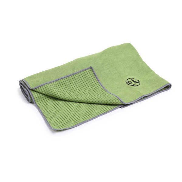 MoreYoga | Premium Yoga Towel (Green)