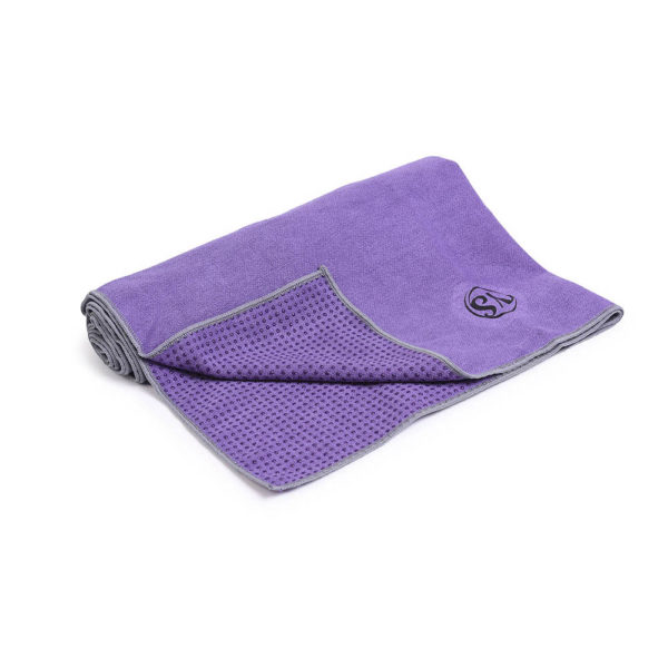 MoreYoga | Premium Yoga Towel (Purple)