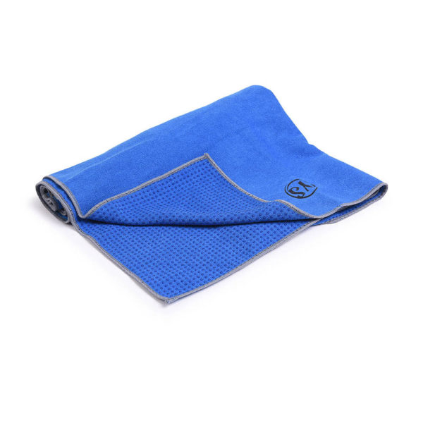 MoreYoga | Premium Yoga Towel (Royal Blue)