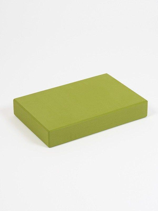 More Yoga | EVA Yoga Block (Green)