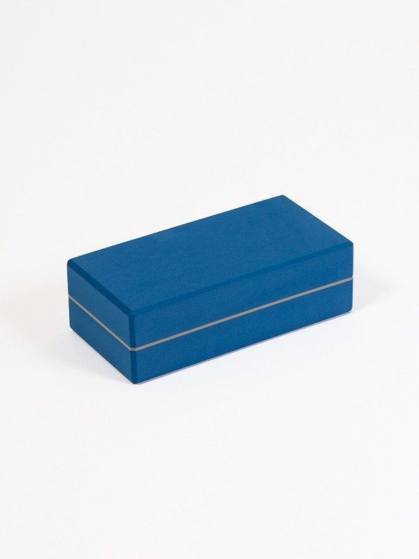 More Yoga | EVA Yoga Brick (Blue)