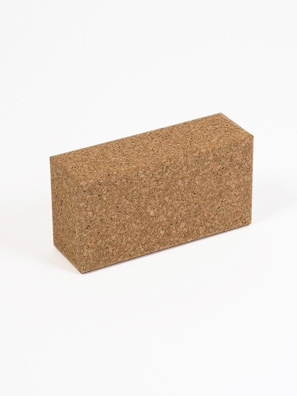 More Yoga | Cork Brick (Upright)