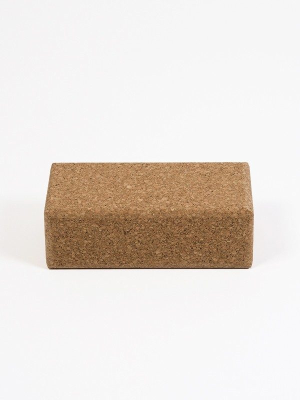 More Yoga | Cork Brick (Straight View)