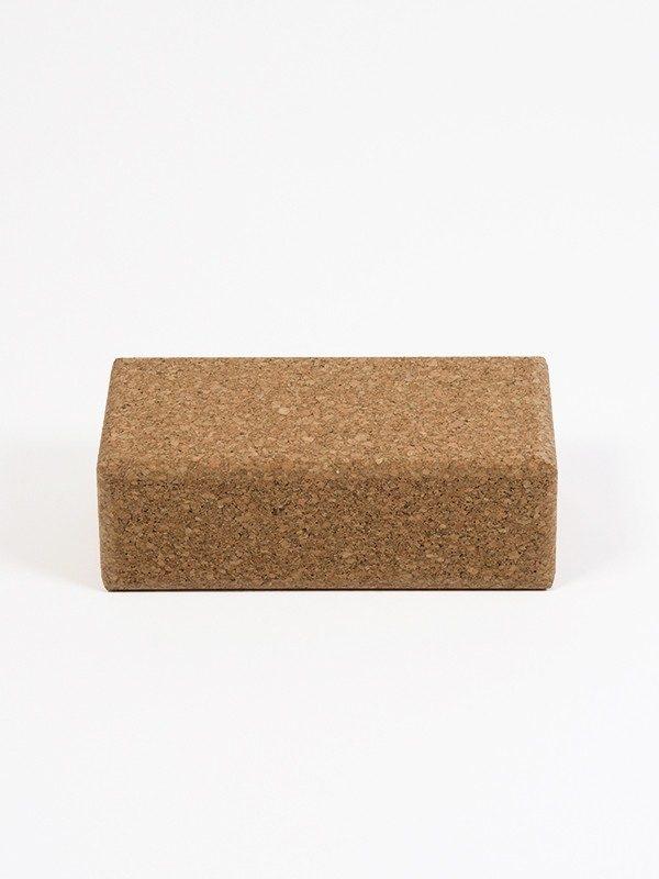 More Yoga | Cork Brick (Straight View)