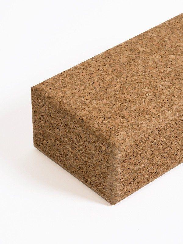 More Yoga | Cork Brick (Detail)