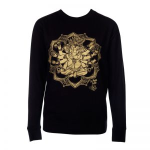 "MoreYoga ""Yogangster"" Ganesh 