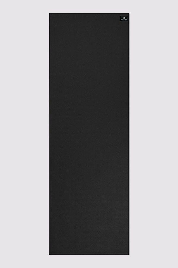 Deluxe 6mm Yoga Mat | Black (Flat)
