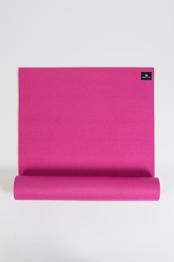 Deluxe 6mm Yoga Mat | Pink (Main Image)