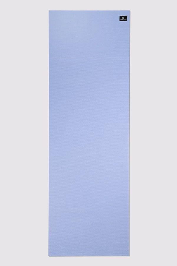 Deluxe 6mm Yoga Mat | Powder Blue (Flat)