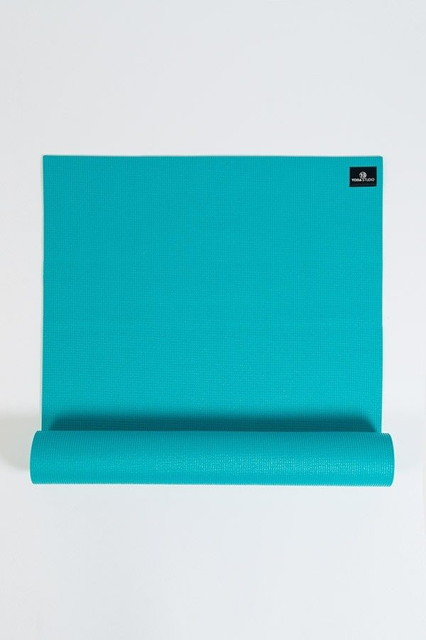 Deluxe 6mm Yoga Mat | Turquoise (Main Image)