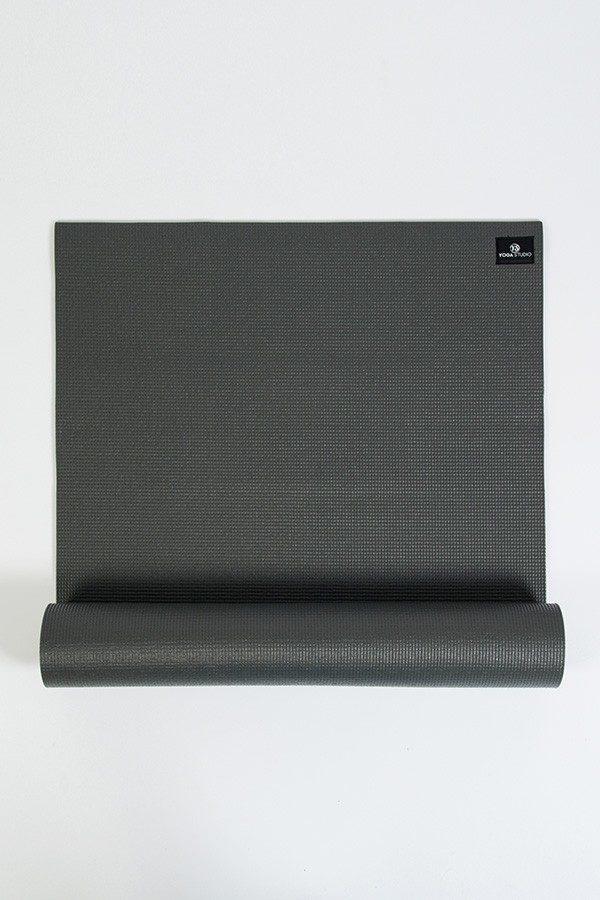 Lite 4mm Yoga Mat | Graphite Grey (Main Image)