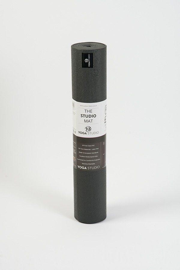 Lite 4mm Yoga Mat | Graphite Grey (Rolled)