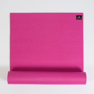 Lite 4mm Yoga Mat | Pink (Main Image)