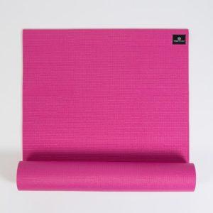 Lite 4mm Yoga Mat | Pink (Main Image)