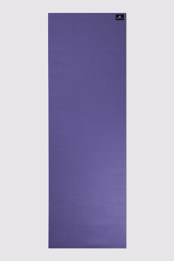 Lite 4mm Yoga Mat | Purple (Flat)