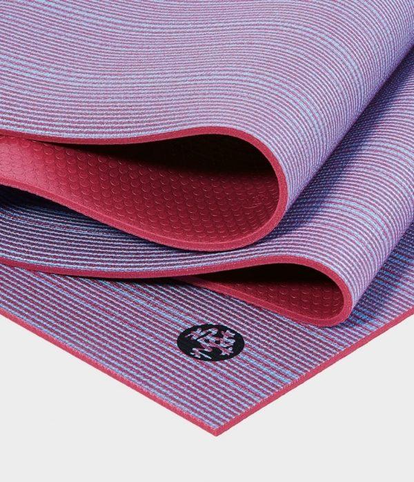 Manduka Prolite Yoga Mat   Gallica - Fold Detail