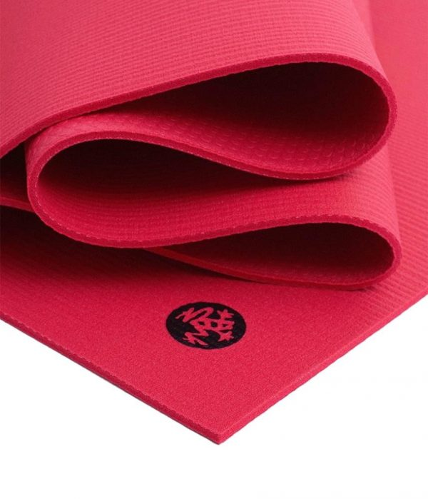 Manduka Prolite Yoga Mat   Hermosa - Fold Detail