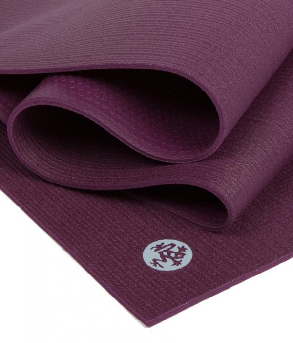 Manduka Prolite Yoga Mat | Indulge - Fold Detail