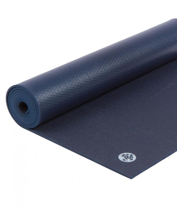 Manduka Prolite Yoga Mat | Midnight - Rolled