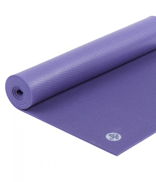 Manduka Prolite Yoga Mat | Purple - Rolled