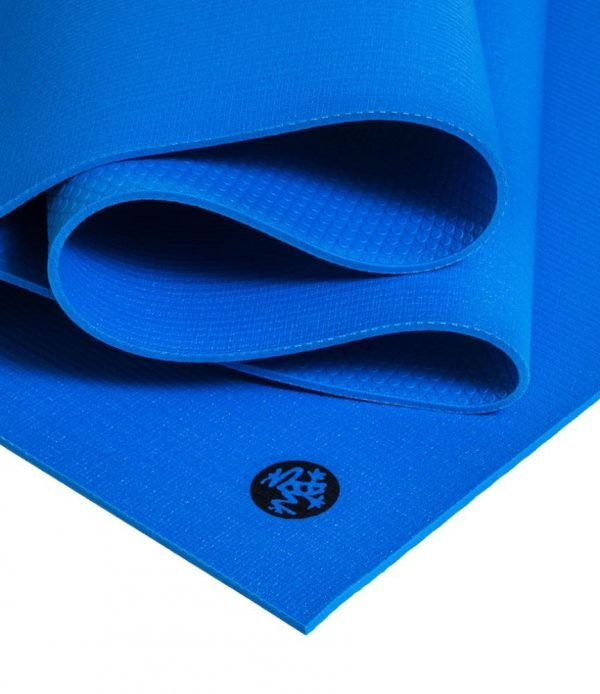 Manduka Prolite Yoga Mat | Truth Blue - Fold Detail