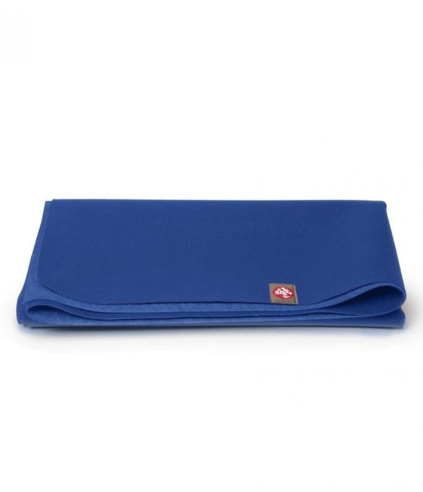 Manduka eKO SuperLite Travel Yoga Mat | New Moon - Folded
