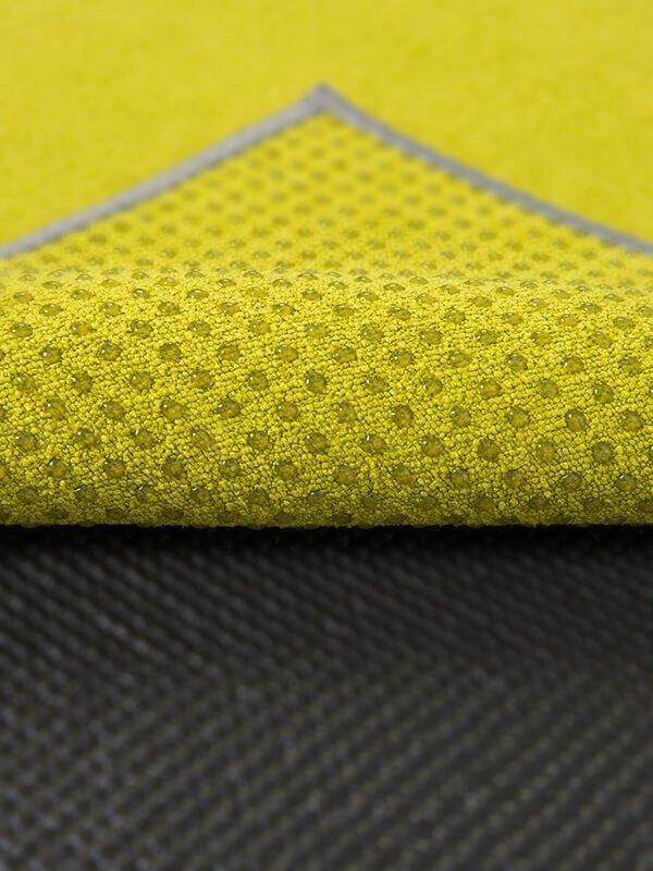 Premium Yoga Mat Grip Dot Towels | Lime Green (Dot Detail)