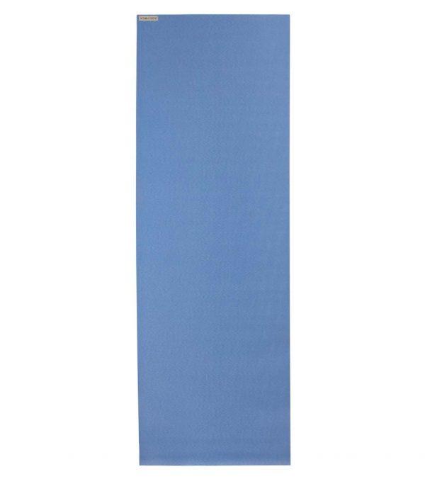 Jade Yoga Harmony 71 Inch Yoga Mat | Slate / Midnight Blue - Flat