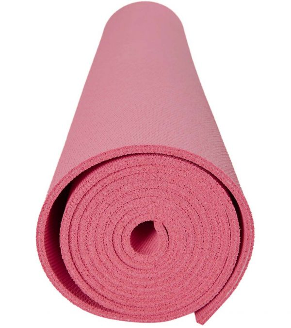 Jade Yoga Harmony 74 Inch Yoga Mat | Orchid - Rolled