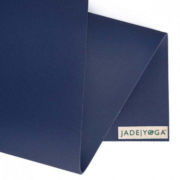 Jade Yoga Voyager Yoga Mat 1.6mm | Midnight Blue - Detail