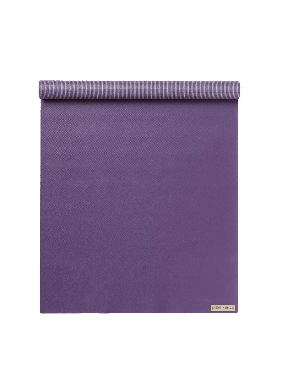 Purple 68 Inch Voyager Yoga Mat Jade Yoga