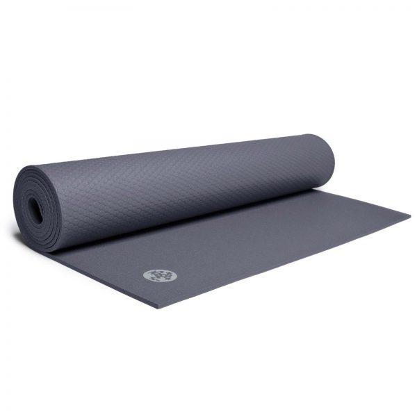 Manduka PROlite Long Yoga Mat | Thunder - Half Rolled