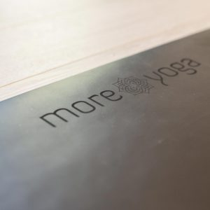 MoreYoga 4mm Studio Grip Mat