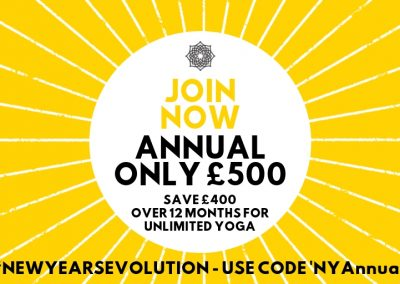 MoreYoga_New Years Evolution_Annual Pass 500
