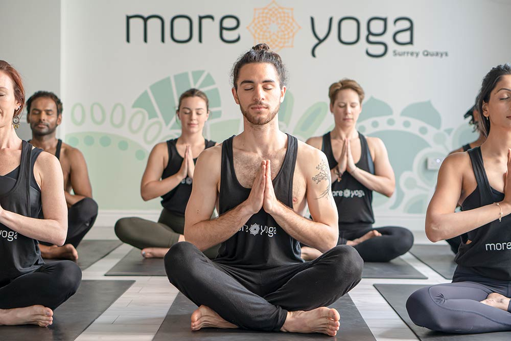 Top five reasons why more yoga practice equals more fitness
