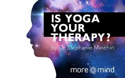 Is Yoga your therapy?