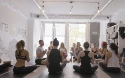The Power of Touch: Yoga Assists and Adjustments