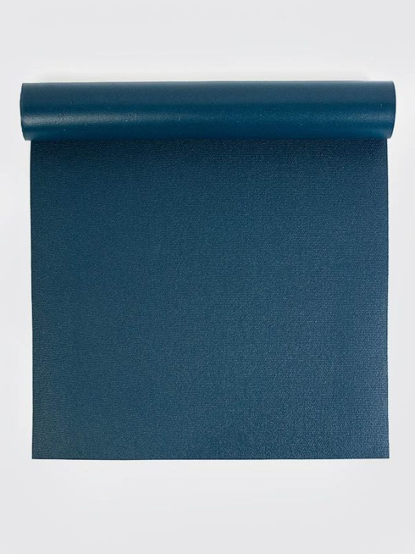 Oeko-Tex Original Sticky Long 4.5mm Yoga Mat - Aegean Blue (1)