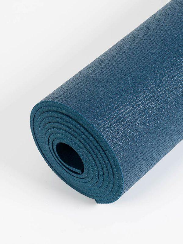 Oeko-Tex Original Sticky Long 4.5mm Yoga Mat - Aegean Blue (5)