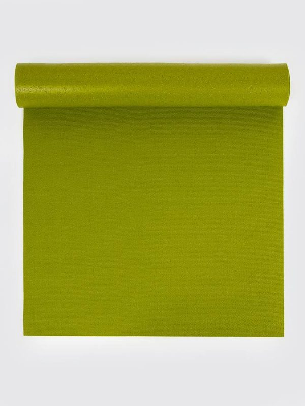 Oeko-Tex Original Sticky Long 4.5mm Yoga Mat - Avocado Green (1)