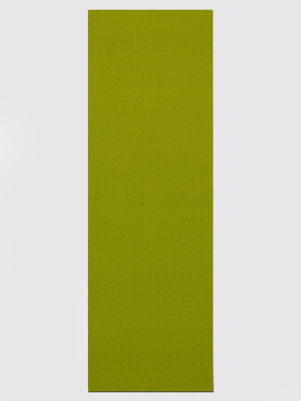 Oeko-Tex Original Sticky Long 4.5mm Yoga Mat - Avocado Green (2)