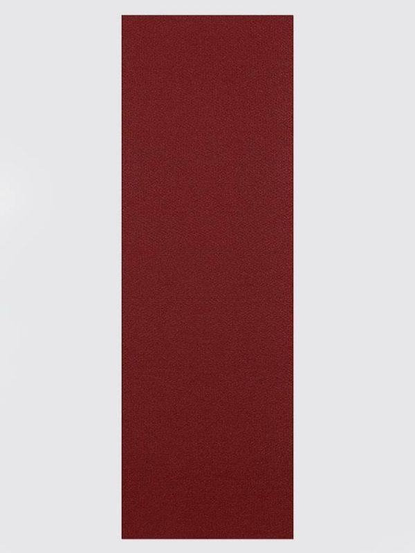 Oeko-Tex Original Sticky Long 4.5mm Yoga Mat - Berry Red (2)