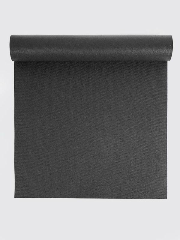 Oeko-Tex Original Sticky Long 4.5mm Yoga Mat - Onyx Black (1)