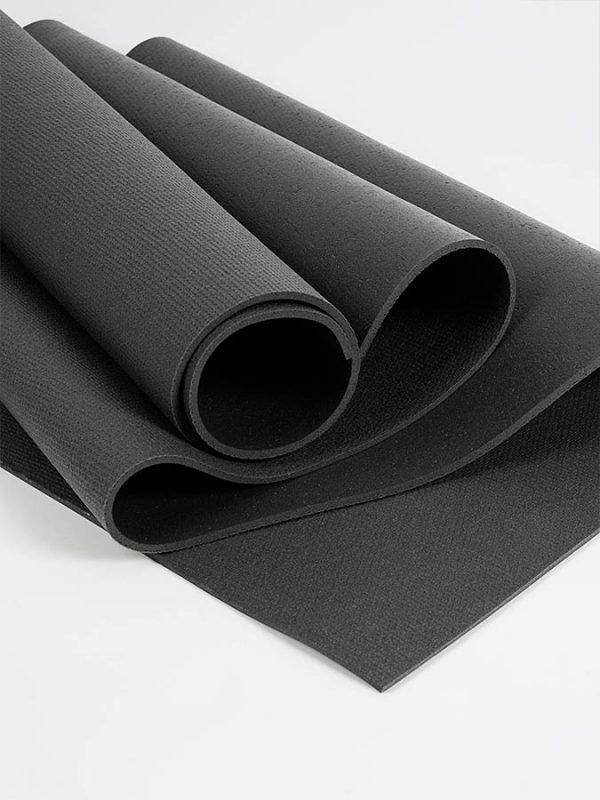 Oeko-Tex Original Sticky Long 4.5mm Yoga Mat - Onyx Black (3)