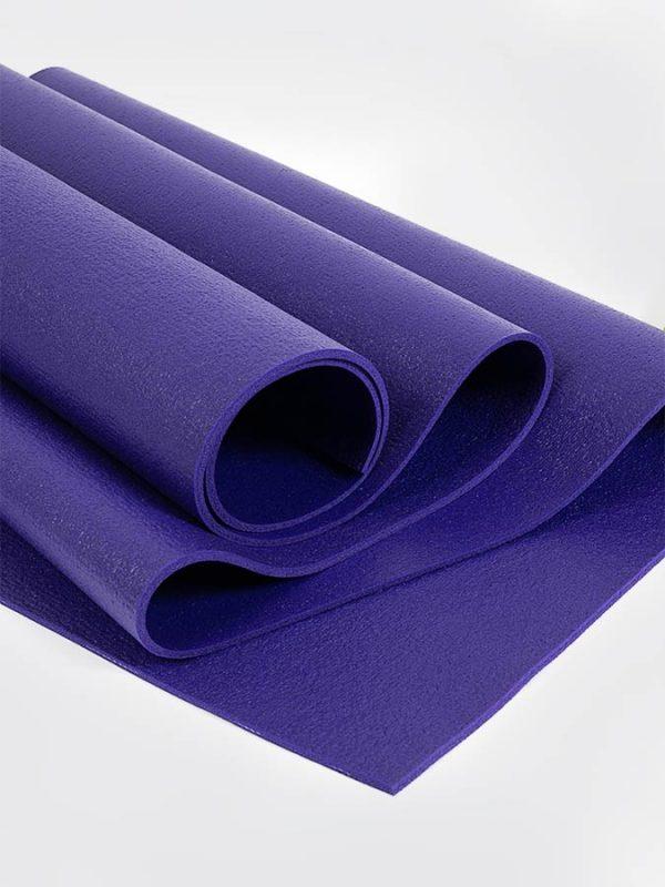 Oeko-Tex Original Sticky Long 4.5mm Yoga Mat - Purple Grape (3)