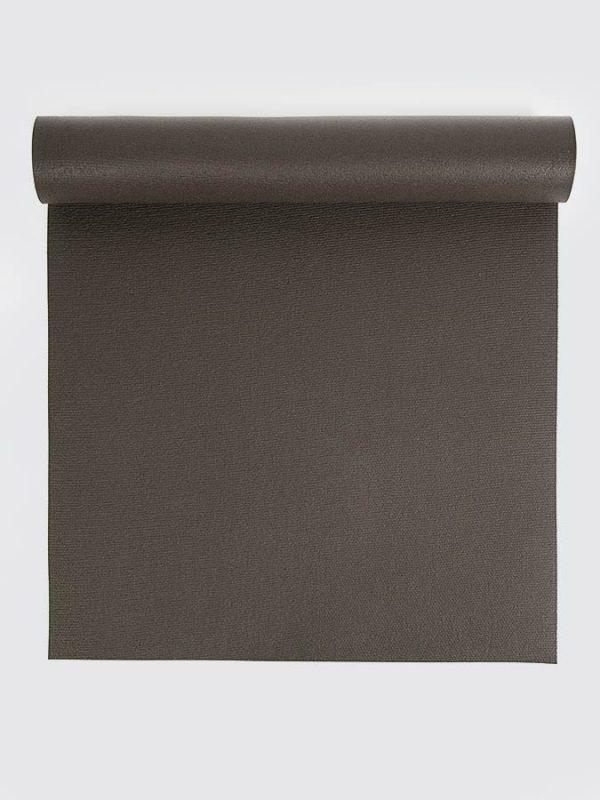 Oeko-Tex Original Sticky Long 4.5mm Yoga Mat - Taupe Brown (1)