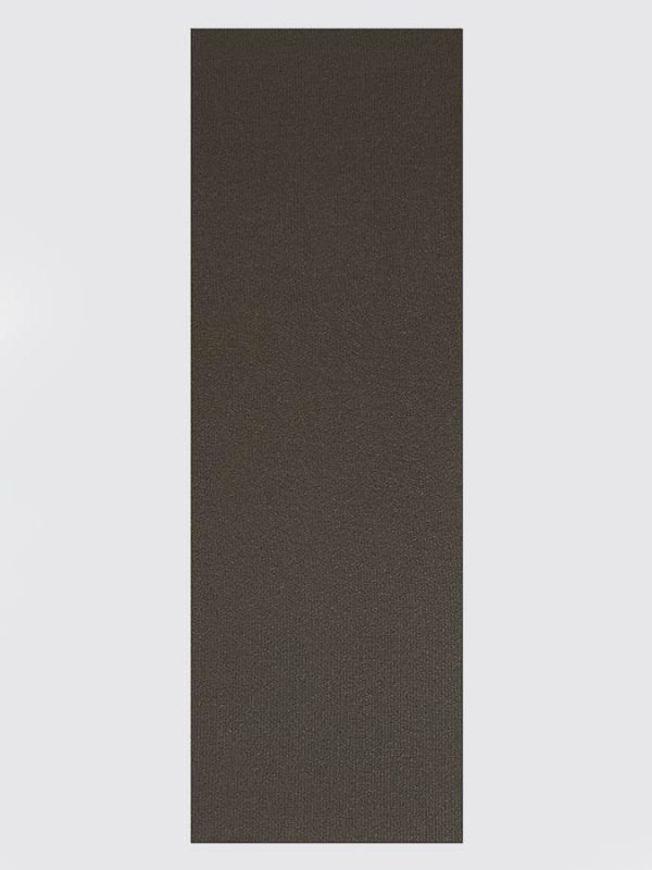Oeko-Tex Original Sticky Long 4.5mm Yoga Mat - Taupe Brown (2)